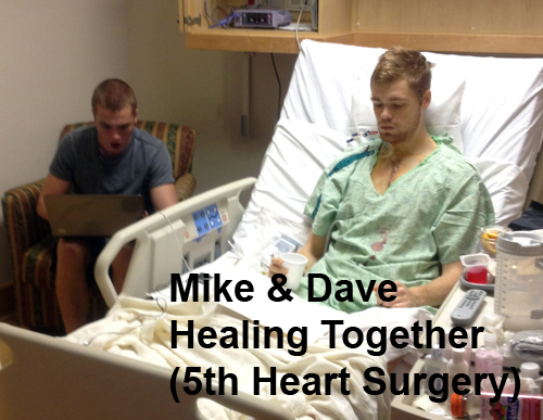 mike dave healing